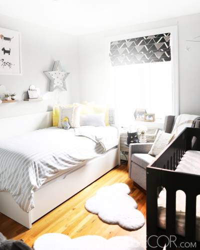 Nursery makeover by nate berkus show tell for Elle decor nursery