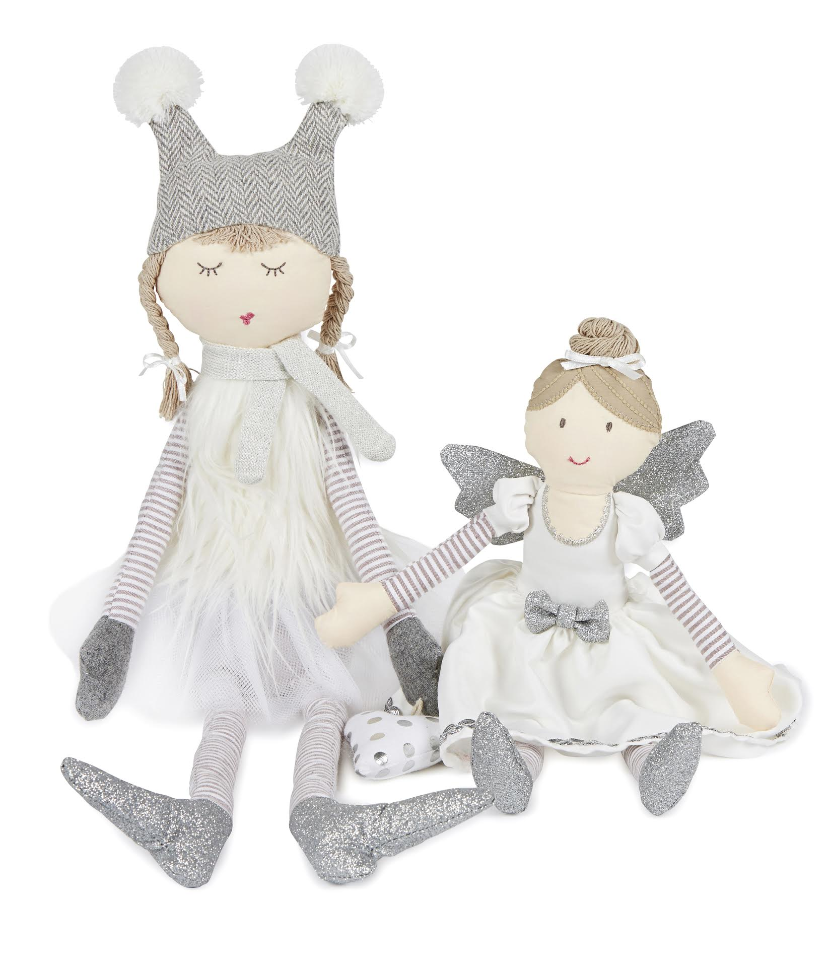 Nana Huchy Bubble Fairy $42 and Sparkles Fairy $32 - makes wishes come true - nanahuchy.com.au