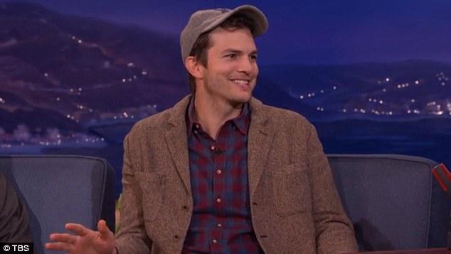 Why Ashton Kutcher and Mila Kunis chose Wyatt