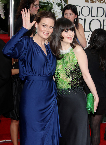 Zoeey Deschanel pregnant with first child to boyfriend Jacob