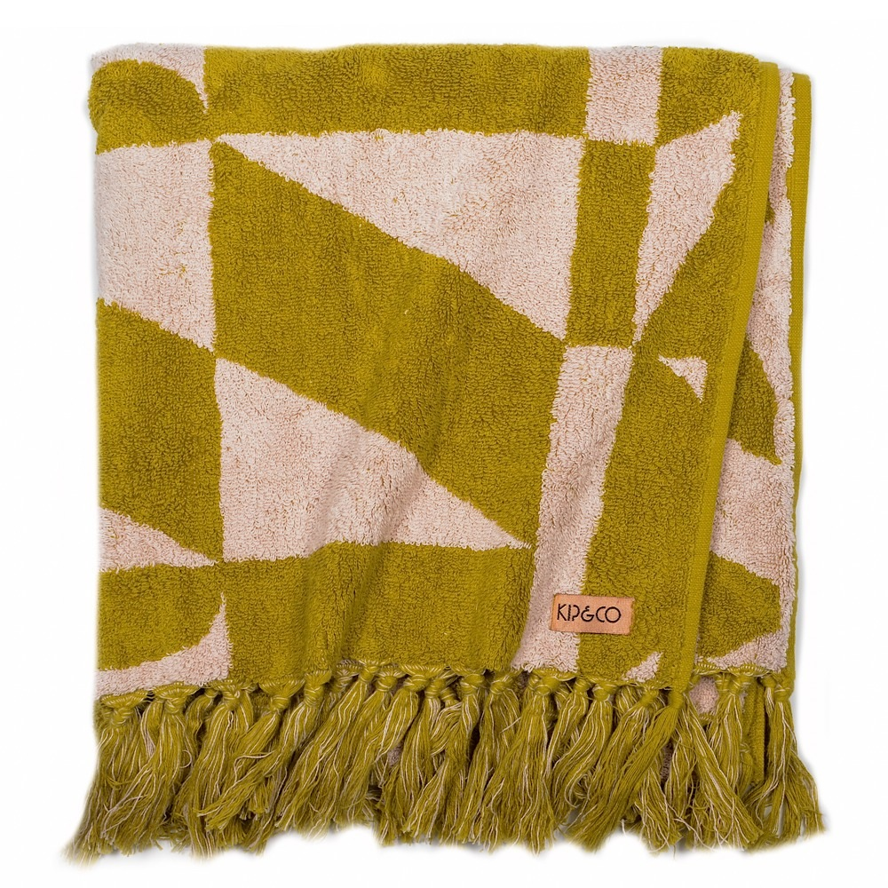 Old Spice Bath towel - 59.00 - kipandco.net