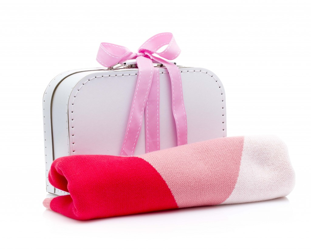 The It Kit - Love Letter Kit Blanket - $100 - itkit.com.au