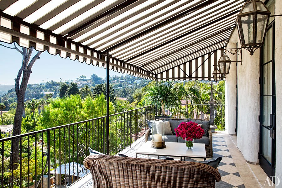 Ellen Pomep home - take a look inside the actresses Los Angeles home
