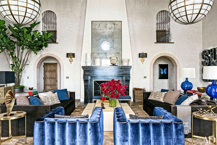 Take A Peek Inside The La Home Of Ellen Pompeo