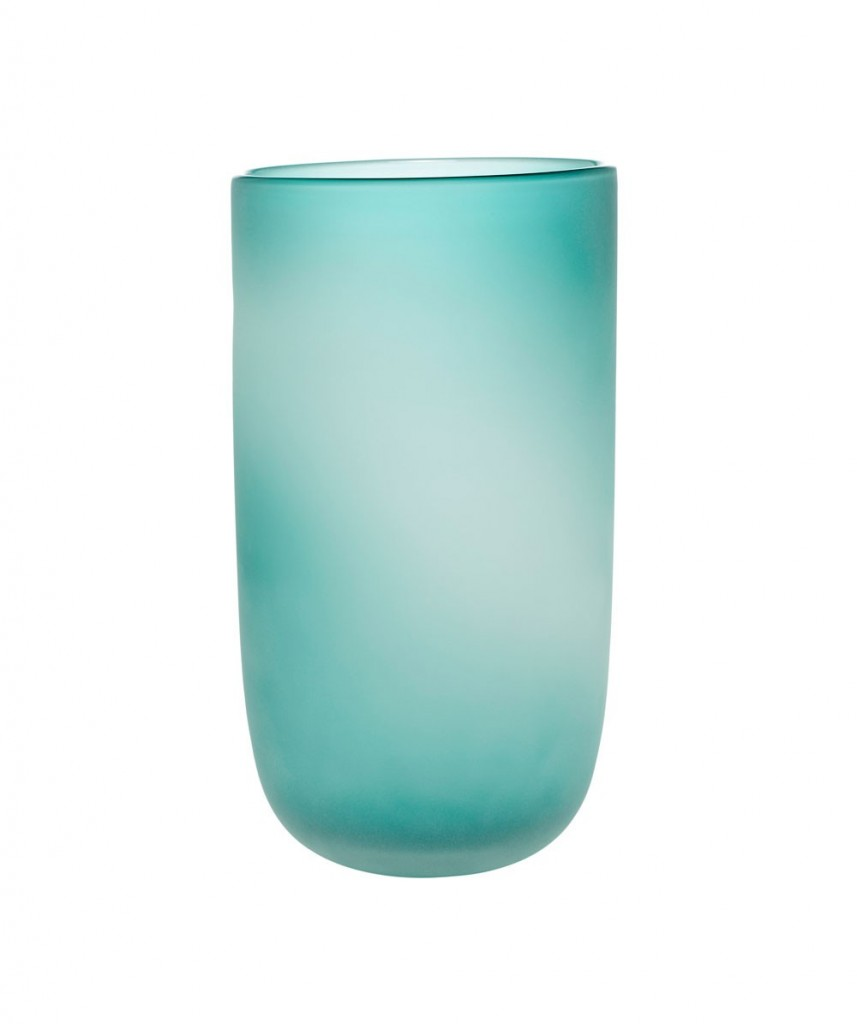 milk-and-sugar-bjorn-frosted-glass-vase-huntingforgeorge.com - 44.95