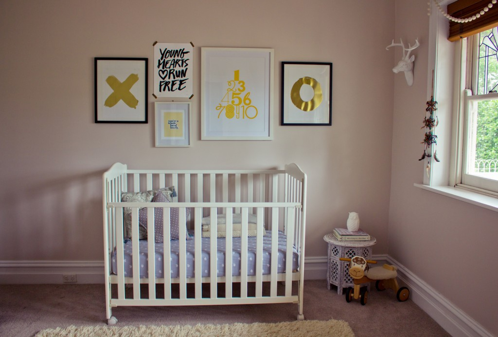 Jarvie's room - Prints from Blacklist Studio.