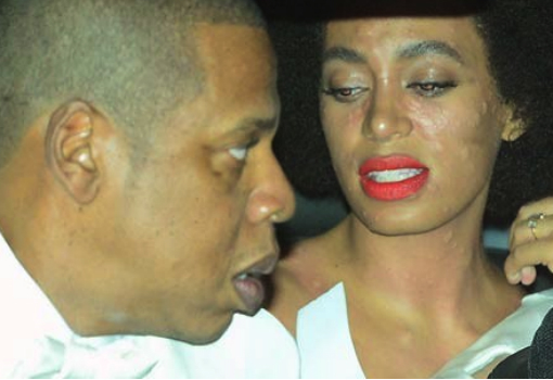 Solange Knowles Makes Joke At Hives Breakout After Her
