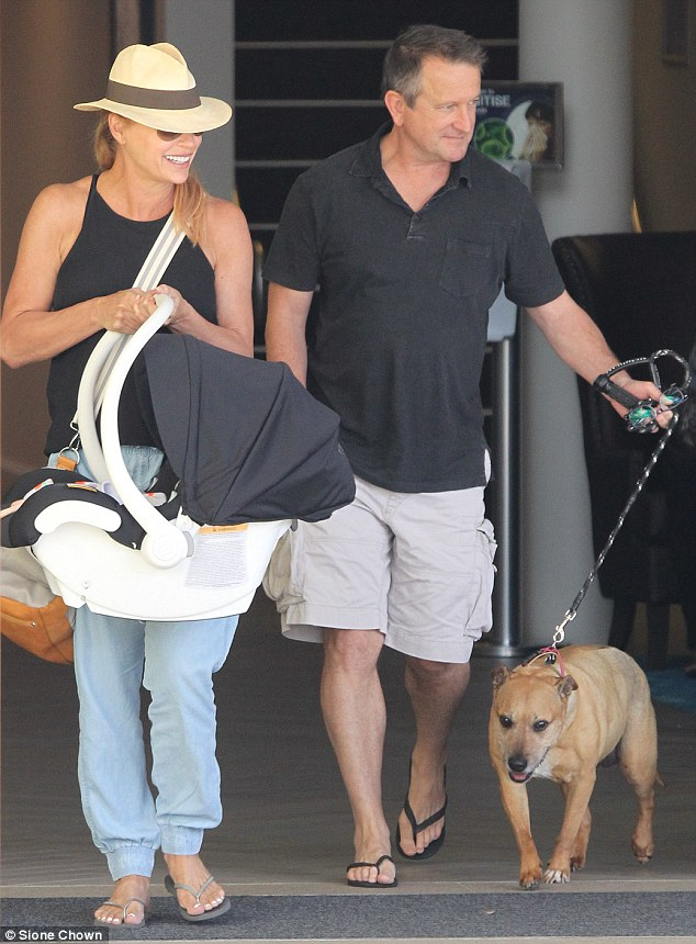 Sonia Kruger Gives Us A Rare Glimpse Of Her Daughter Maggie